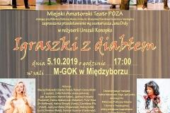 """""""Igraszki z diabłem"""" - teatr POZA"""