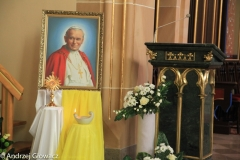 Msza Św. z okazji 100 rocznicy urodzin Jana Pawła II