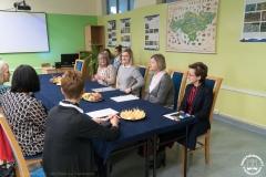 Nasza szkoła gości pedagogów z IGS Einbeck w Niemczech