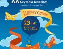 Więcej o Ogólnopolski Tydzień Czytania Dzieciom