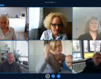 Więcej o: Spotkanie online uczniów i nauczycieli z Integrierte Gesamtschule Einbeck – Republika Federalna Niemiec