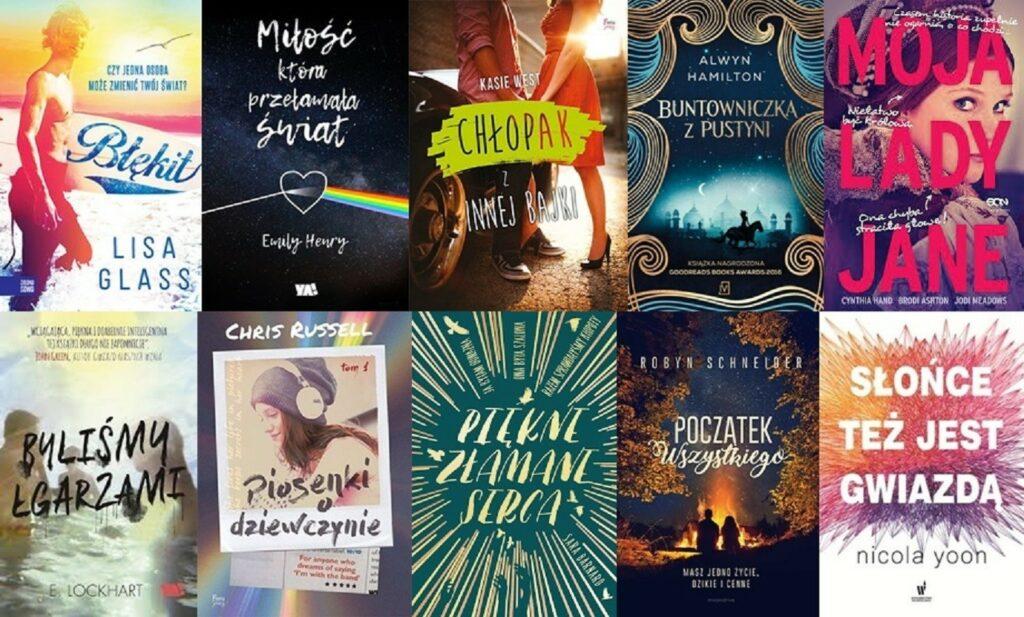 10 najlepszych książek na lato! – Book Geek